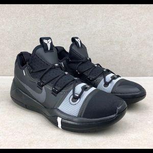 Nike Kobe AD TB Promo Black Silver Basketball